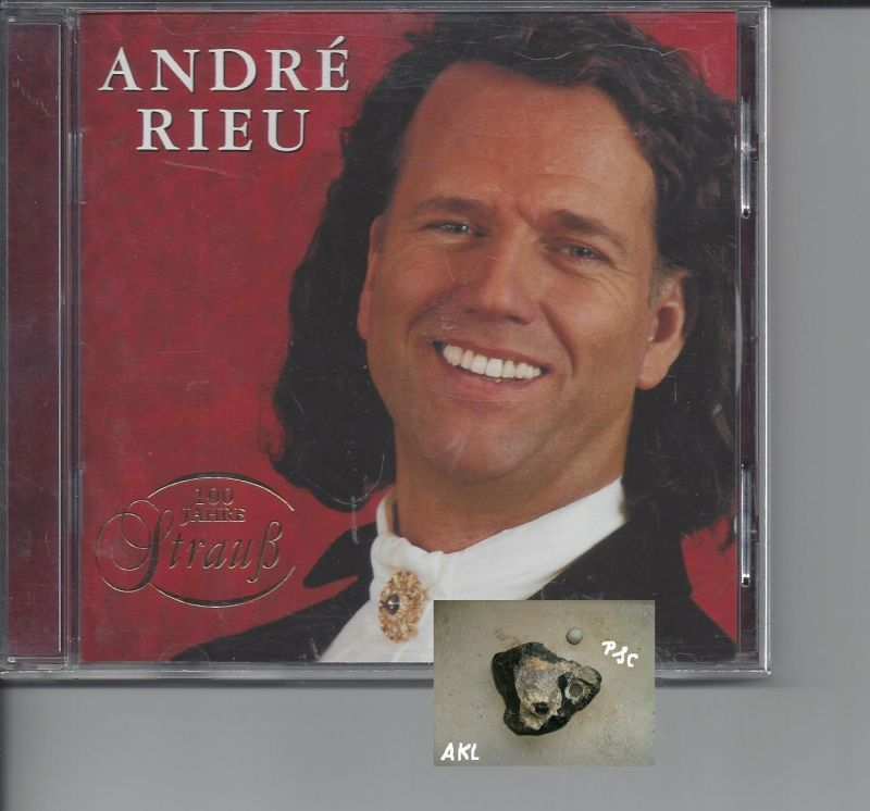 Andre Rieu, 100 Jahre Strauß, CD