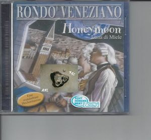 Rondo Veneziano, Honeymoon, Luna di Miele, CD