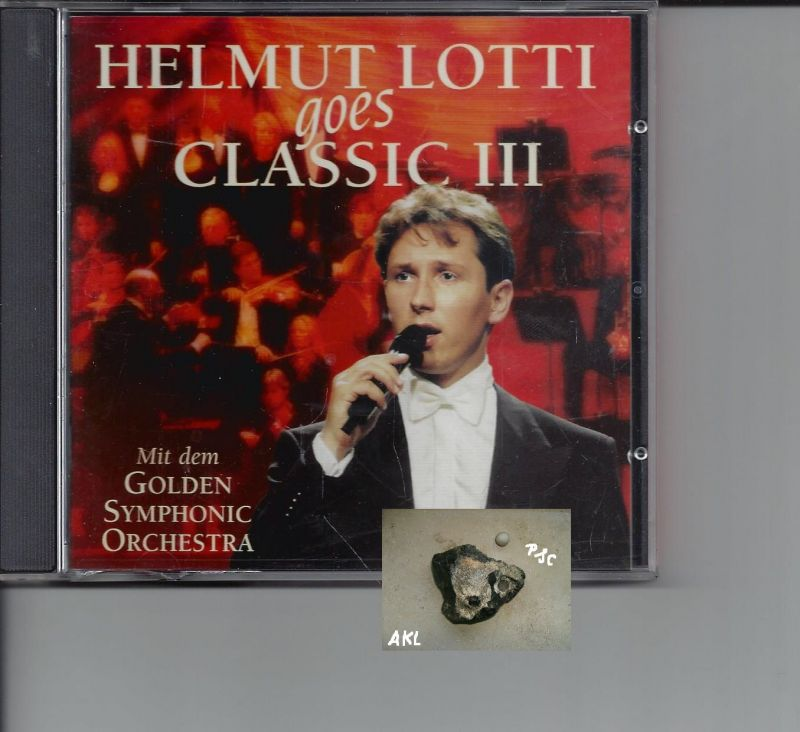 Helmut Lotti goes Classic III, CD