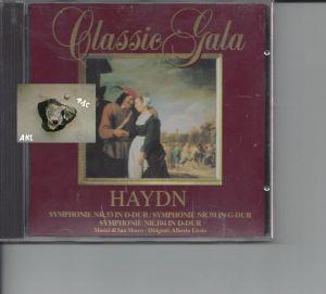 Classic Gala, Haydn, Symphnie Nr. 53 in D-Dur, CD