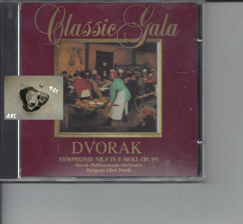 Classic Gala, Dvorak, Symphonie Nr. 9 in E-Moll Op. 95, CD