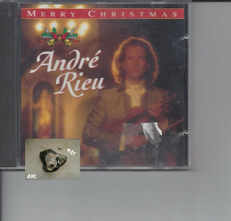 Andre Rieu, Marry Christmas, CD
