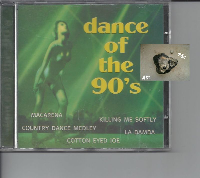 dance hits of the 90´s, CD