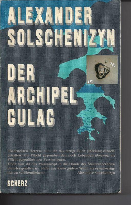 Der Archipel Gulag, Solschenizyn, Scherz