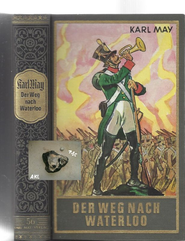Der Weg nach Waterloo, Band 56, Karl May, Bamberg