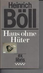 Haus ohne Hüter, Heinrich Böll, ex libris
