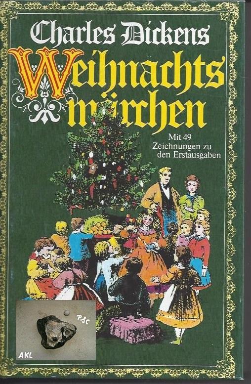 Weihnachtsmärchen, Charles Dickens, Arthur Moewig