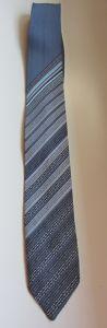Krawatte, Schlips, Blautöne oder Blaugrautöne