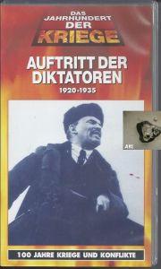 Auftritt der Diktatoren 1920 - 1935, VHS