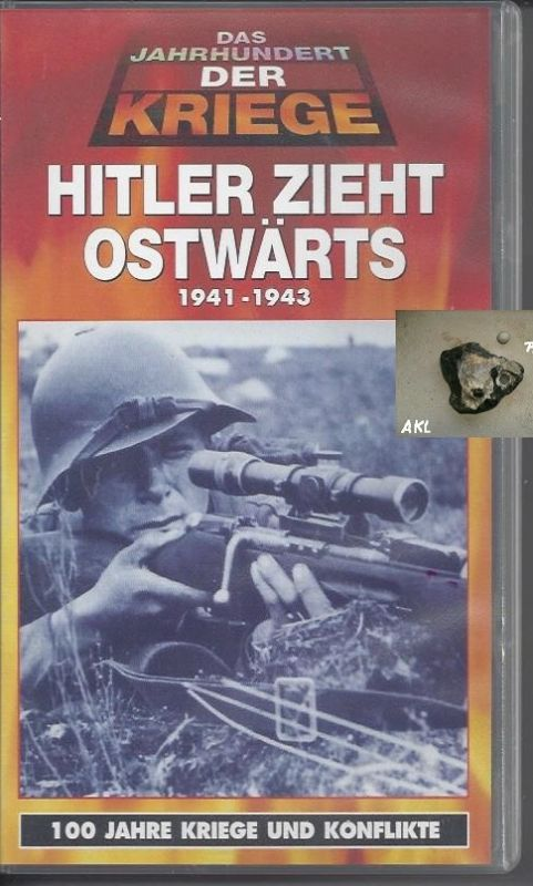 Hilter zieht ostwärts 1941-1943, Dokumentation, VHS