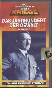 Das Jahrhundert der Gewalt 1900-1992, Dokumentationsfilm, VHS