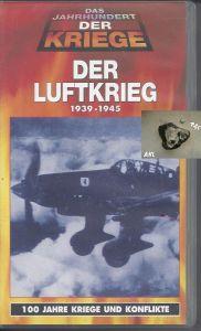 Der Luftkrieg, 1939-1945, Dokumentationsfilm, VHS
