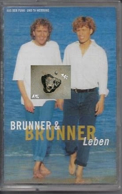 Leben, Brunner & Brunner, MC, Kassette **