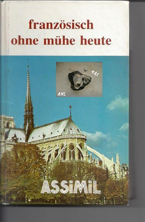 französisch ohne Mühe, assimil