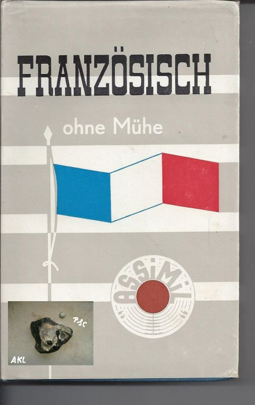 Französisch ohne Mühe, assimil, anderes Cover