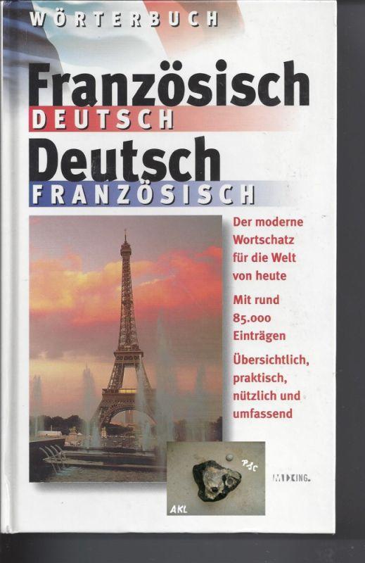 Wörterbuch Französisch Deutsch, Mixing Verlag