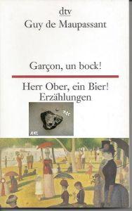 Herr Ober ein Bier, Erzählungen, französisch, zweisprachig, dtv