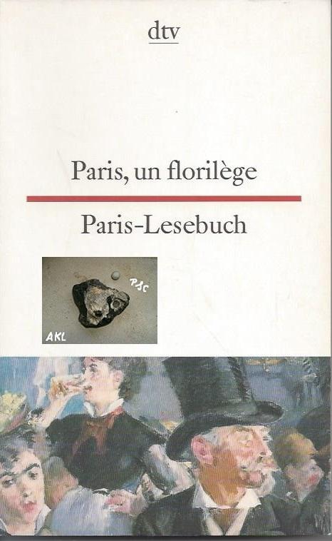 Paris Lesebuch, französisch, zweisprachig, dtv