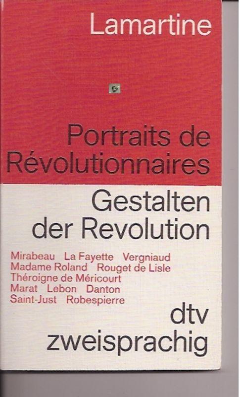 Gestalten der Revolution, französisch deutsch, zweisprachig, dtv