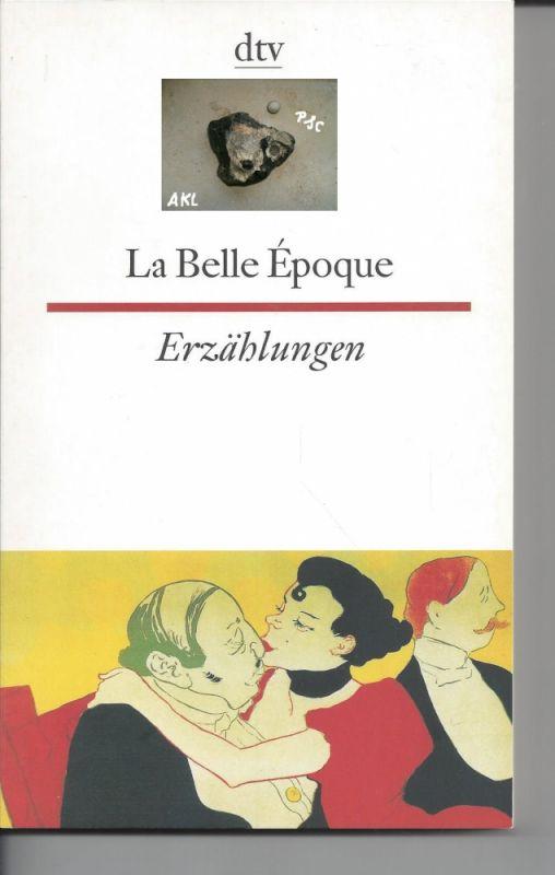 Erzählungen, Gisela Fichtl, französisch, dtv