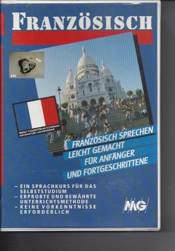 Französisch, Französisch sprechen leicht gemacht, für Anfänger, MG