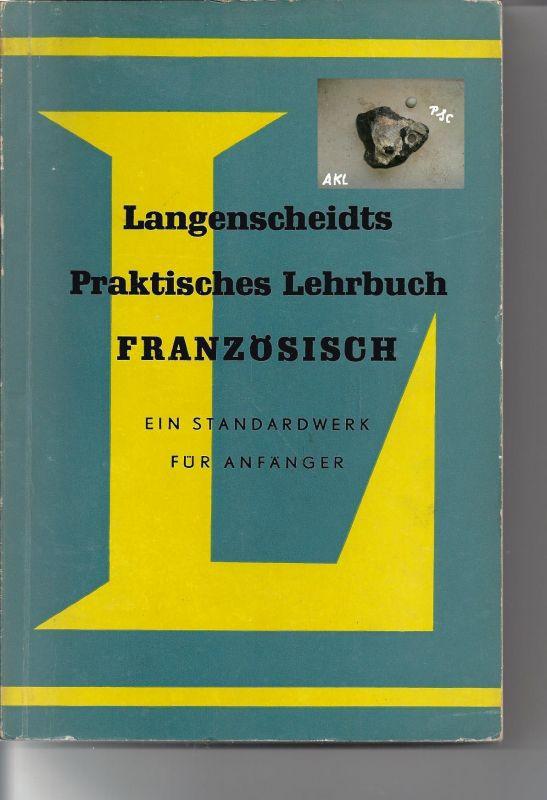 Langenscheidts praktisches Lehrbuch, Französisch, für Anfänger