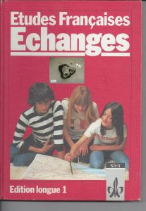 Etudes Francaises Echanges, Edition longue 1, Klett