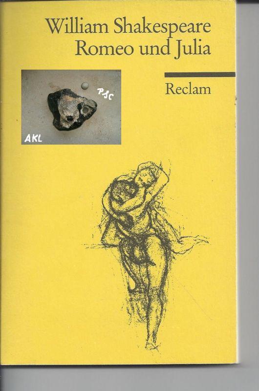 Romeo und Julia, William Shakespeare, Reclam