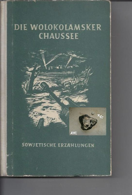 Die Wolokolamsker Chaussee, Sowjetische Erzählungen