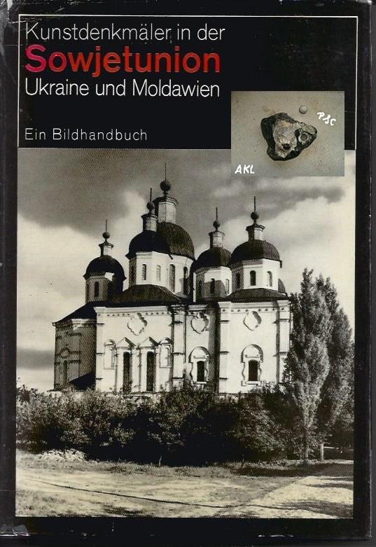 Kunstdenkmäler in der Sowjetunion, Ukraine und Moldawien