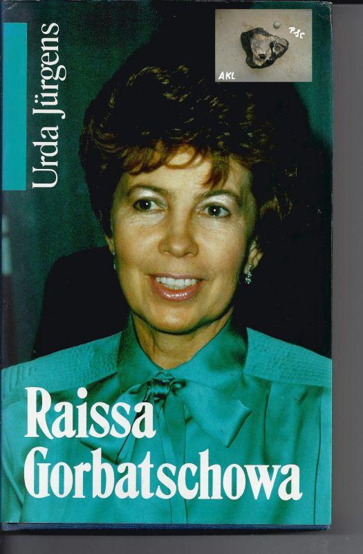 Raissa Gorbatschowa, Urda Jürgens