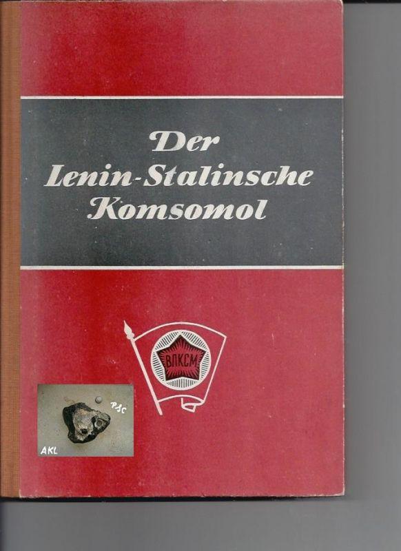 Der Lenin Stalinsche Komsomol, Neues Leben