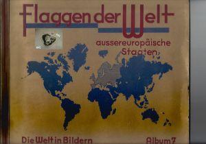 Die Welt in Bildern, Album 7, Flaggen der Welt, komplett *