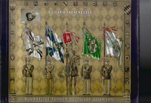 Bulgaria Fahnenbilder, Ruhmreiche Fahnen deutscher Geschichte *