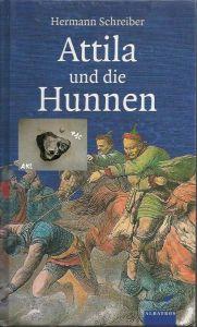 Attila und die Hunnen, Hermann Schreiber, Albatros, Kleinformat