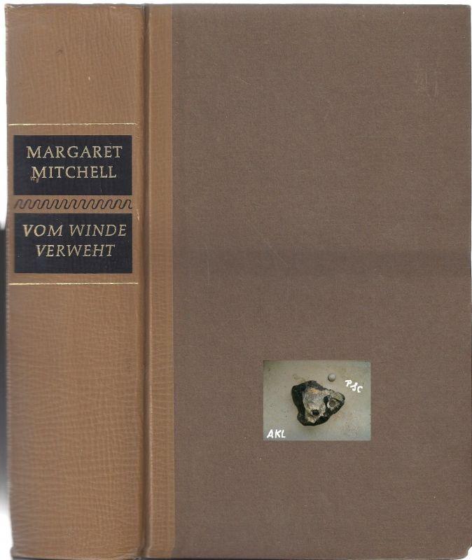 Vom Winde verweht, Margaret Mitchell, Buchgemeinschaft Ausgabe