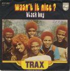 Trax - Wasn't It Nice?