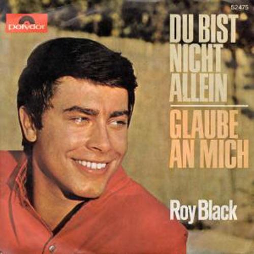 Black, Roy - Du bist nicht allein
