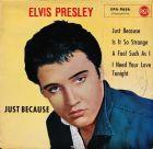 Presley, Elvis - EP JUST BECAUSE