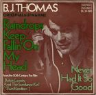 Thomas, B. J. - Raindrops Keep Falling On My Head