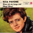 Pavone, Rita - Wenn ich ein Junge wär