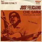 Feliciano, José - Che Sera