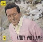 Williams, Andy - Music To Watch Girls By