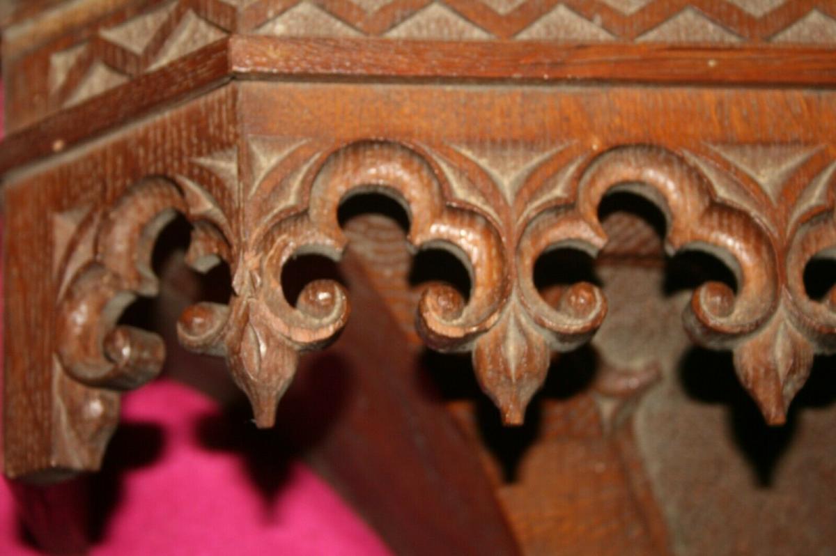 Original Barock-Wand-Konsole oder älter 4
