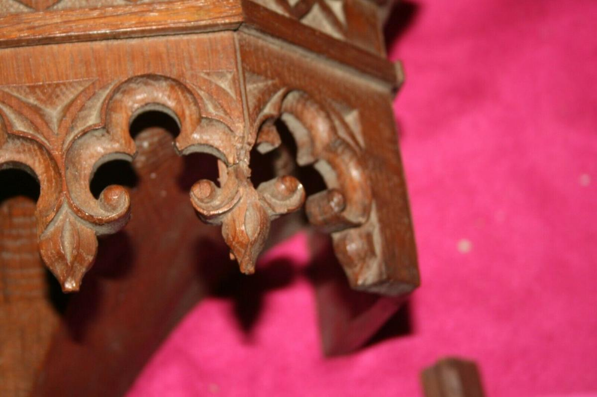Original Barock-Wand-Konsole oder älter 5