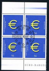 Deutschland 2002 M.Nr.2234 ´´ 4er Bogen