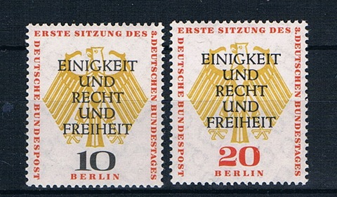 Berlin M.Nr.174/175 **