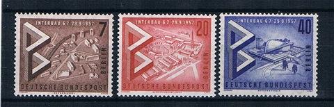 Berlin M.Nr.160-162 **