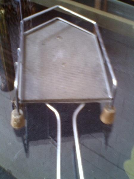 Bügeleisen - Abstellblech