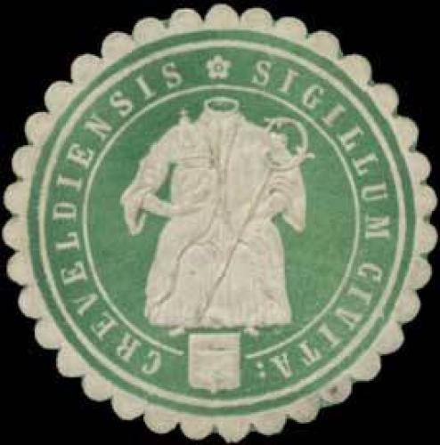 Sigillum civitatis Greveldiensis